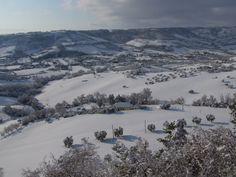 Snow in Val Tesino