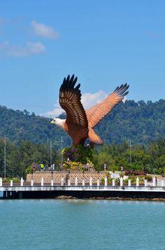 Eagle square - langkawi