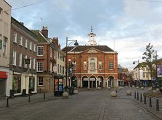 High Wycombe High Street by Thorskegga, via Flickr