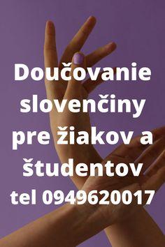 Doučovanie slovenčiny pre vaše deti Peace, Sobriety, World
