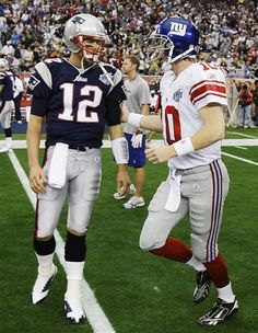 Eli Manning Super Bowl 2007 | Eli Manning in the Same Class as Tom Brady? YUP!!