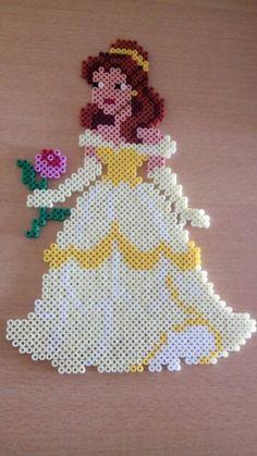 Disney prinses belle gemaakt door chayenne