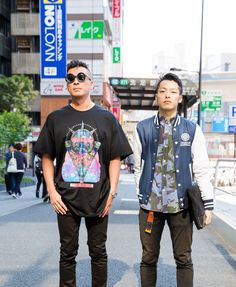 Street Style From Fashion Week Tokyo
