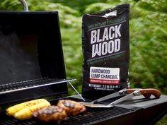 Hardwood Lump Charcoal 15 kg Packaging Lump Charcoal, Black Wood, Hardwood, Bbq, Packaging, Coffee, Drinks, Food, Image