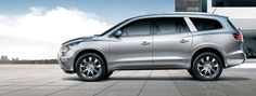 2013 Buick Enclave-7 Passenger Vehicles-7 Seater Buick Enclave Review