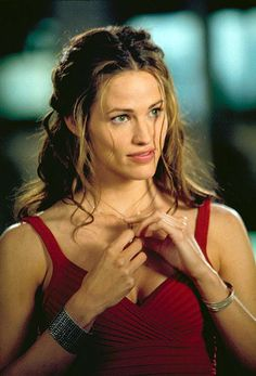 Jennifer Garner ♥ Deep Winter Soft