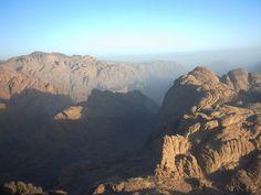 Mount Sinai, Egypt...someday
