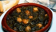 Spinach Andalusian Style Recipe