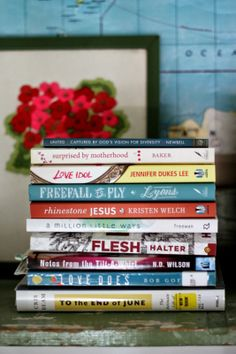 Flower Patch Farmgirl: What I'm Reading