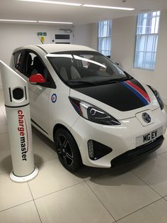 MG's new electric car!