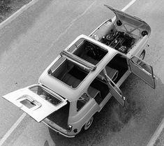 Renault 4 / 1961-62