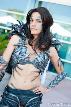Witchblade SDCC 2011 by ~Ivy0 on deviantART