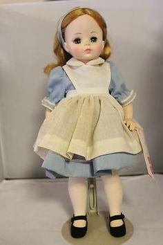 Dolls ALICE IN WONDERLAND WENDYKIN 33545 Fairy Tale New
