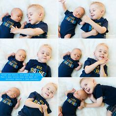 #Newborn and #Family photo session. #brothers