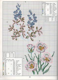 STATE FLOWERS (bbj0085) Texas & Utah 1/1