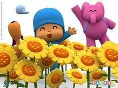 Pocoyo flores 2