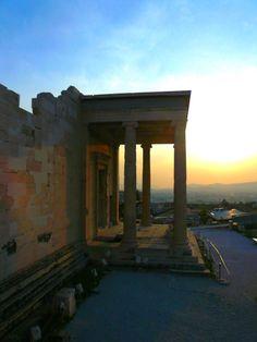 Greece - Erechtheion