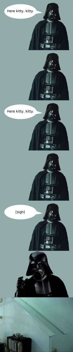 Gots To Use The Force…