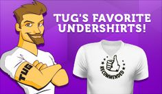 Thompson Tee Classic Tee $2.99 Blow Out Sale! | Undershirt Guy Blog