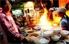 Vietnam's hidden wonders-delectable Vietnamese street foods.