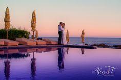 Los Cabos Wedding at Esperanza Resort, Be That Bride Events