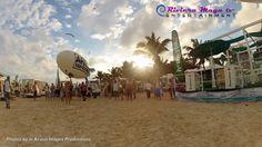 Despidiendo el 2013 en la Riviera Maya. Previa del concierto de Armin Van Buuren en Mamita´s Beach Club - Playa del Carmen.  Una producción In Acqua Images Productions para Riviera Maya Tv Entertaiment.