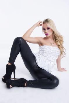 Dancing Queen - Model: Diana Tinari MUA: Ross Make Up Artist