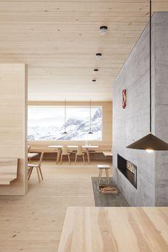 Bernardo Bader . Ski Lodge Petersboda . Lech   (10)
