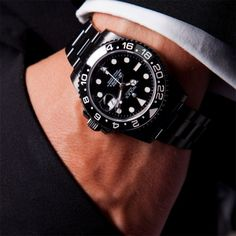"""Probably one of the nicest """"Rollees"""" I've ever seen. Simple stylish Rolex"""