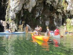 Paddling Black Canyon