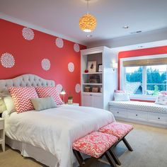 Teen Girls Room Design Ideas, Pictures, Remodel, and Decor - page 23