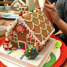 diy gingerbread house | Join in the DIY Gingerbread House Challenge! - Old Town Home