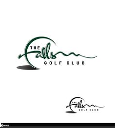 Logo Design Contests » The Falls Golf Club Logo Design » Design No ...