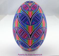 Beautiful pysanky