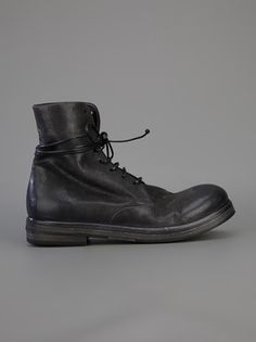 MARSÈLL - lace-up military boot 7