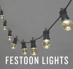 Connectable Festoon Lighting