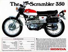 Scrambler 350 by Honda