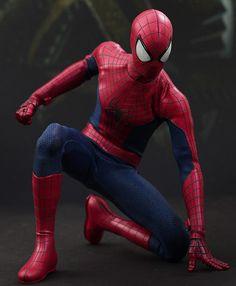 The Amazing Spider-Man 2 figurine Movie Masterpiece Spider-Man Hot Toys