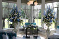 Flower Design Events: Bartle Hall Nest