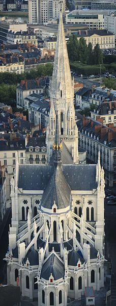 Nantes y San Nicolás. País del Loira. Francia