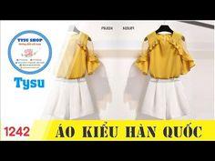 Baby Girl Dress Design, Pattern Sewing, Sewing Diy, Abaya Fashion, Clutch Bag, Designer Dresses, Girls Dresses, Blouse, Youtube
