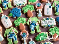 Baby Boy Themes, Boy Baby Shower Themes, Baby Shower Gender Reveal, Baby Boy Shower, Baby Shower Gifts, Baby Theme, Hawaiian Baby Showers, Luau Baby Showers, Baby Cookies