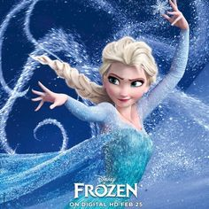 Let's get this straight: Frozen is the greatest Disney animated film since The Lion King . Fact.