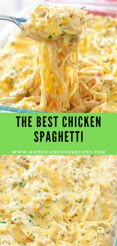 the best chicken spaghetti delivers online tools that help you to stay in control of your personal information and protect your online privacy. Casserole Recipes, Pasta Recipes, Cooking Recipes, Healthy Recipes, Easy Comfort Food Recipes, Easy Chicken Recipes, Seafood Recipes, Huhn Spaghetti, Spaghetti Dinner