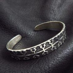 Silver Viking bracelet from Gotland. Reenactment. Medieval. Norse. Viking. SCA.