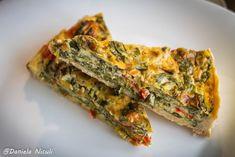 Quiche Lorraine, Spanakopita, Avocado, Cooking Recipes, Breakfast, Ethnic Recipes, Food, Green, Tarts
