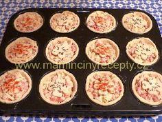 Muffinky pro mlsné pusinky