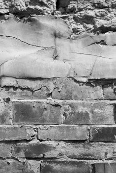 Wall Texture 2 BW on Flickr.