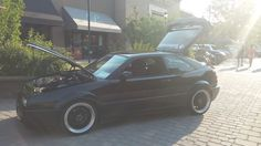 VW Corrado @ Wasatch Classic VW show in Provo at the Riverwoods in July 2014 photo by @vwsouthtowne