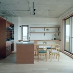 Apartment in Matsudo is a minimal residence located in Chiba, Japan, designed by Roovice - from @leibal on Ello.